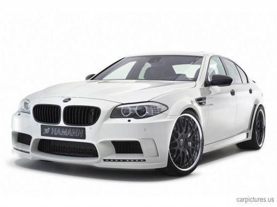 2012 Hamann BMW M5