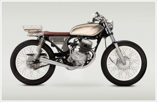 1978 Honda CM 185T - Classified Moto #motorcycles
