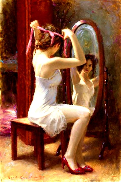 Attractive & Inspiring Oil Paintings by Artist Bryce Cameron Liston