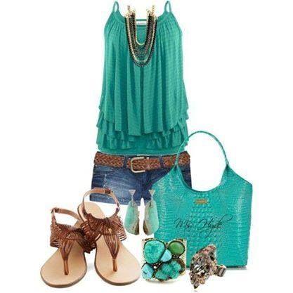 Nice summer clothing