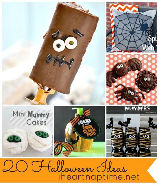 20 fabulous Halloween Ideas