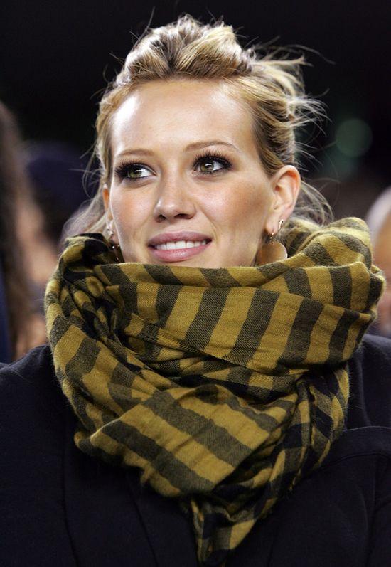fall scarf  love hduff