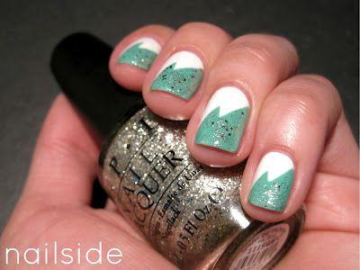 Nailside: Turquoise