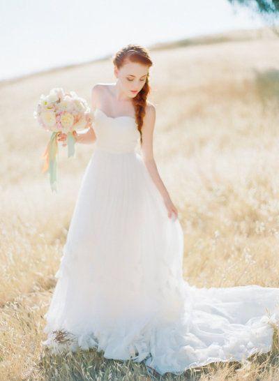 Summer bridal inspiration