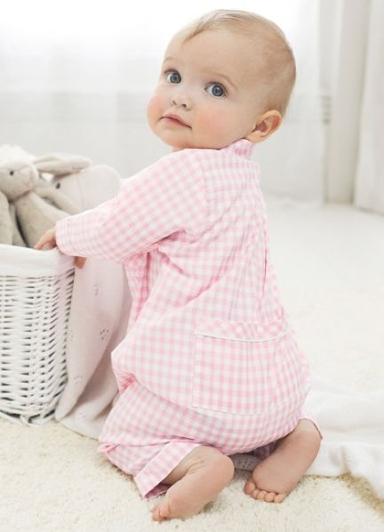 ummm, hello lil baby pink pj set! Ill take the pj's and the baby :)