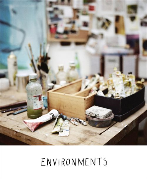 From Environments, a photography book of creative workspaces
