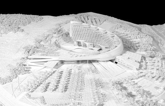 New Korea Hydro Nuclear Power Headquarters / Haeahn Architecture