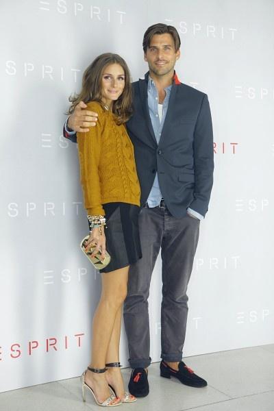 Most Stylish Celebrity Couples In Love - Olivia Palermo & Johannes Huebl / Photo by Keystone Press