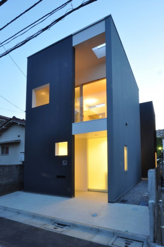 LW House / Komada Architects' Office