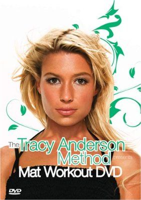 tracy anderson mat workout DVD