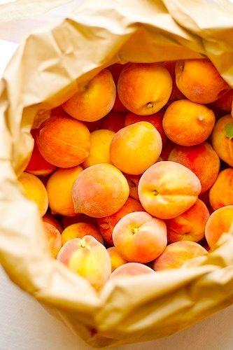 Stone fruits.