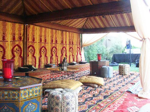 Boho ~ Moroccan party