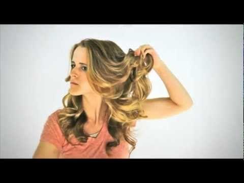 Victoria's Secret Inspired Curls
