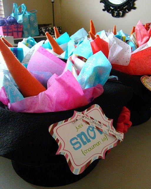 TONS of adorable handmade gifts for friends, teachers, neighbors, etc!