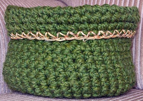 Crochet Nesting Bowls Crochet Baskets by HandmadeByAnnabelle, $23.00