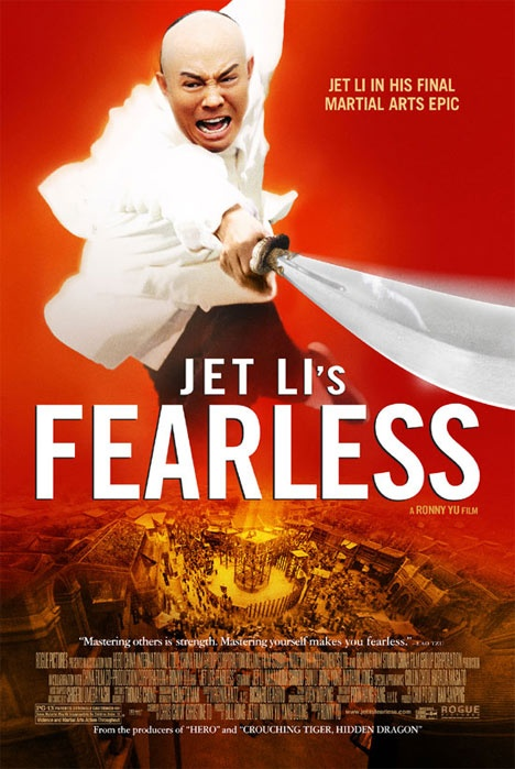 Inspired by the story of a real-life hero, Fearless is action-packed and full of beautiful scenery. When an ill-advised fight destroys the reputation of a renowned martial arts champion (Jet Li) and his family, his difficult path to redemption will bring him face-to-face with some of the world's most ferocious fighters.