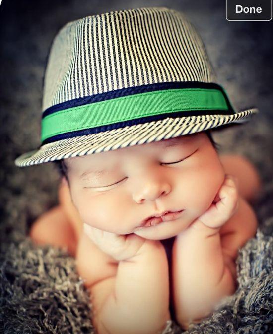 Baby boy photo idea