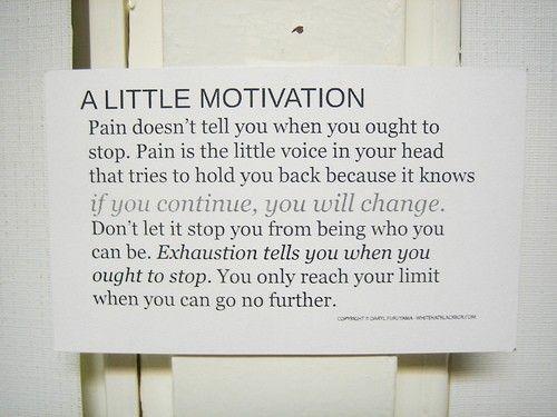 motivation :]