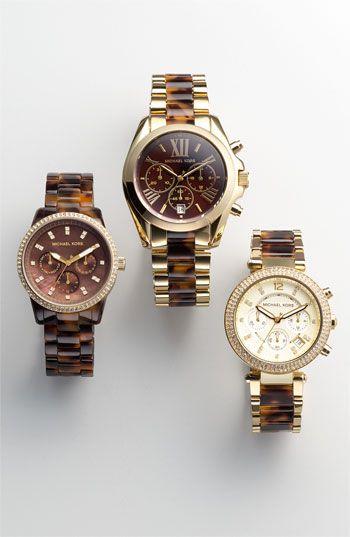 Michael Kors 'Parker' Chronograph Watch