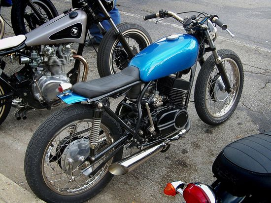 1972 Yamaha R5