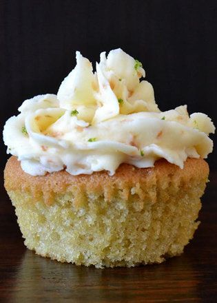 Savory Red Thai Curry and Coconut Cupcakes. Unusual cupcake recipes