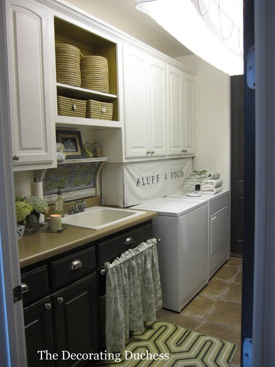 Laundry room makeover before and #bathroom decorating before and after #bathroom