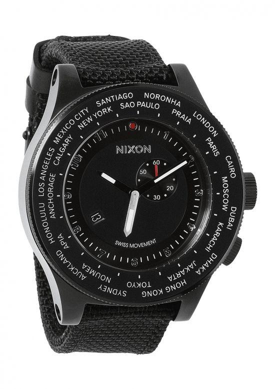 Nixon Passport #men #watches