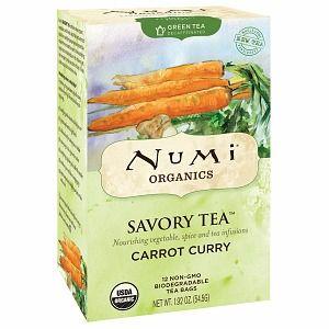 Ooh savory tea!