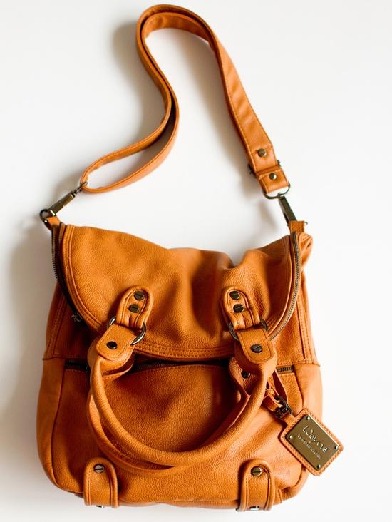 i ? brown handbags
