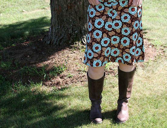 Fall Skirt Tutorial