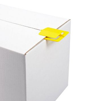 Box Latches - For boxes that you reuse, try box latches instead of taping and re-taping which can weaken the box.