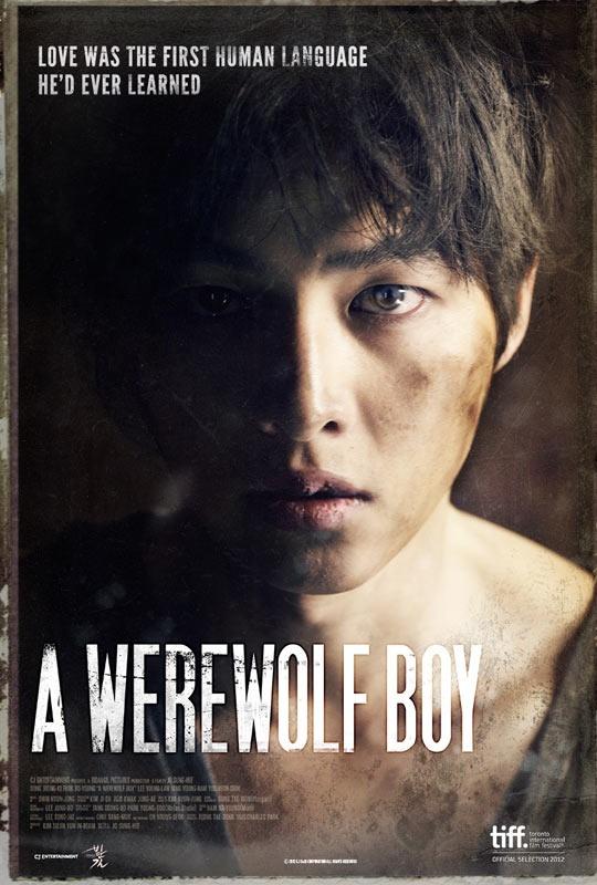 A Werewolf Boy (movie)