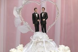 #same sex wedding cake topper... Wedding ideas for brides, grooms, parents & planners ... itunes.apple.com/... … plus how to organise an entire wedding, without overspending ? The Gold Wedding Planner iPhone App ?