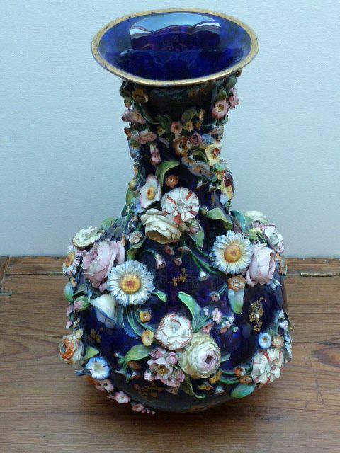 Floral vase 50