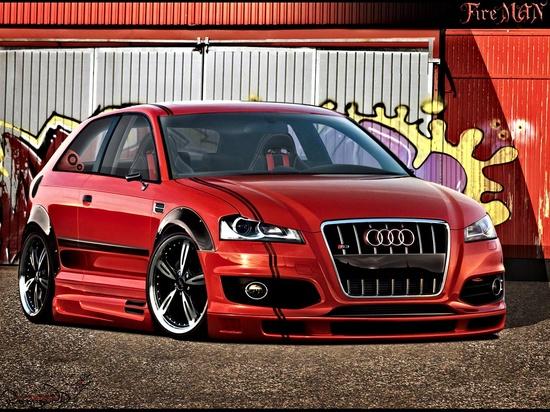 Audi sport car I am In love!!!!