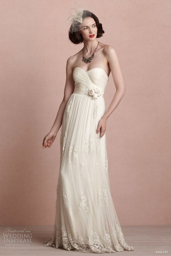 BHLDN Bridal Gowns and Bridesmaid Dresses