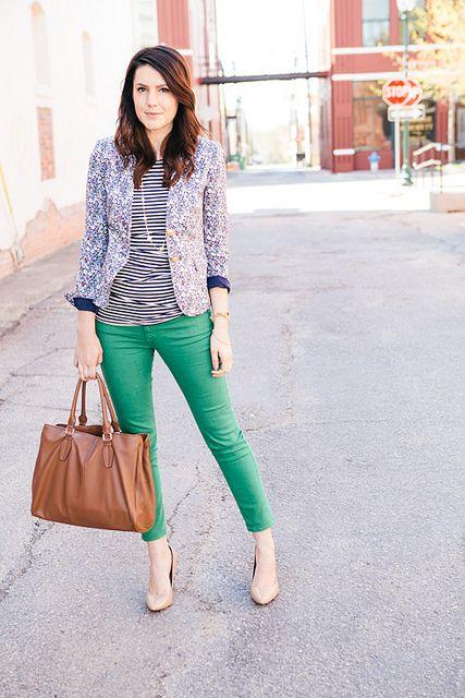 green pants.love.