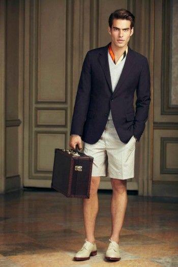 men's fashion & style - Loewe S/S 2013