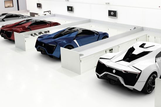 W Motors High-Performance Luxury Sports Cars