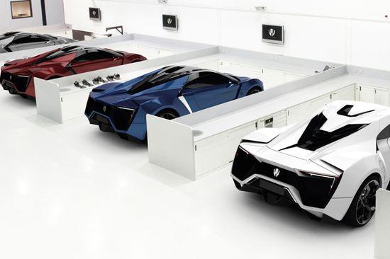 W Motors High-Performance Luxury Sports Cars