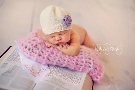 Newborn Baby Photo Prop