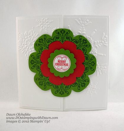 Fabulous card and tutorial!