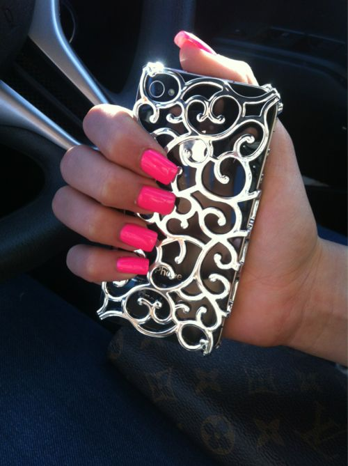 case and nails
