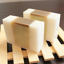 Essential oil handmade soap