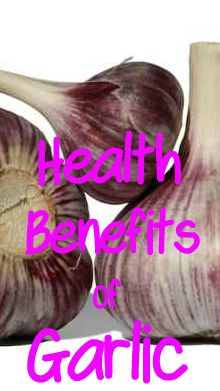 Health benefits of Garlic Plus Delicious and Recipes. Click here: www.squidoo.com/...