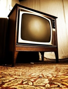 Remember when you had to get up to turn the channel and there were only 2 to choose from. The good ole' days!