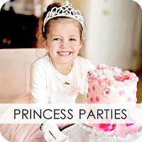 TONS of princess party ideas! Party Idea Search Directory via Kara's Party Ideas KarasPartyIdeas.com
