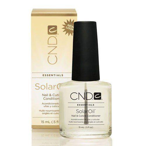 Amazon.com: Creative Nail Design Creative Nail Solar Oil, 0.5 Ounce: Beauty