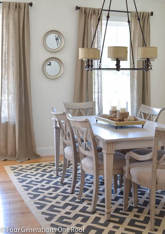 Decorating with West Elm- I LOVE, LOVE, LOVE this dining room by @Mandy Dewey Generations One Roof !!!!