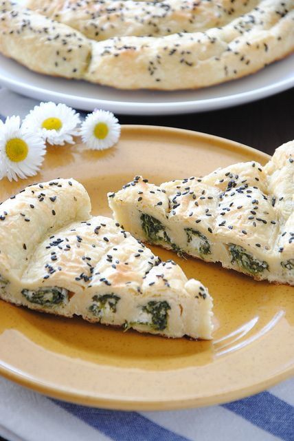 spinach and cheese pie